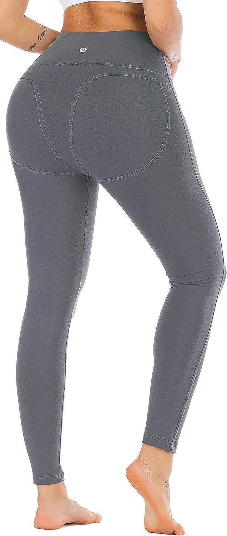 Womens Push Up Sport High Waist Butt Lift Leggings Gym Yoga Training Pants M780