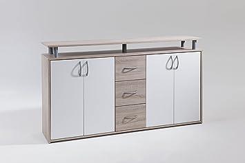 Cavadore Design Sideboard Porto Moderne 150 Cm Breite Kommode In