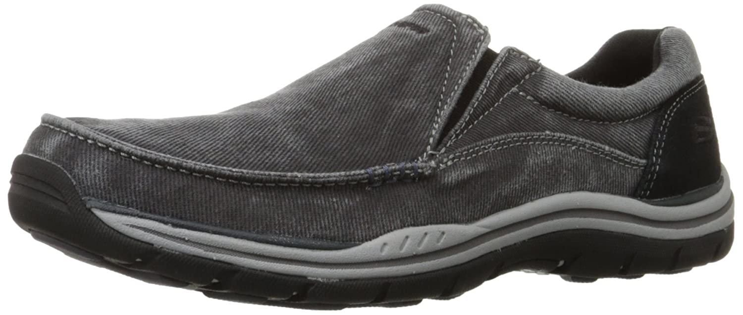Details about Skechers USA Men's Expected Avillo Relaxed Fit MemoryFoam Slip On Loafer,11 D(M)
