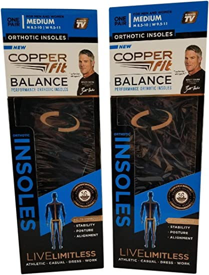 Copper Fit Balance Copper Infused