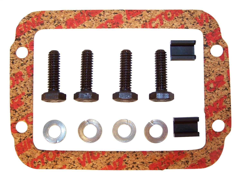 Crown Automotive J8133708 Fork Clip Kit; Front;