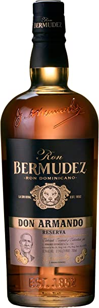 Bermudez RON BERMUDEZ RSVA.