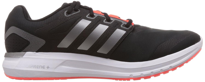 Adidas hombre 's Brevard m Core Negro, hierro y malla roja solar
