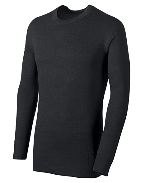 Duofold Men's Mid-Weight Thermal Crew-Neck Shirt at Amazon Men's Clothing  store: Base Layer Underwear