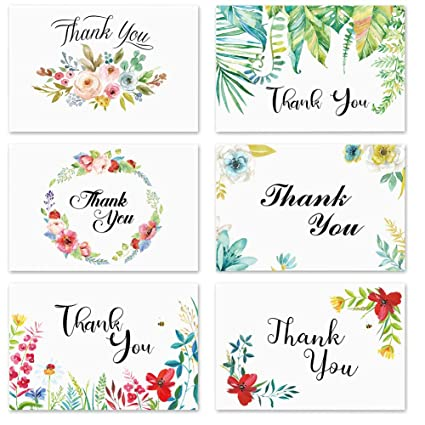 Amazon Com Greeting Cards Wending Thank You Cards Birthday Cards