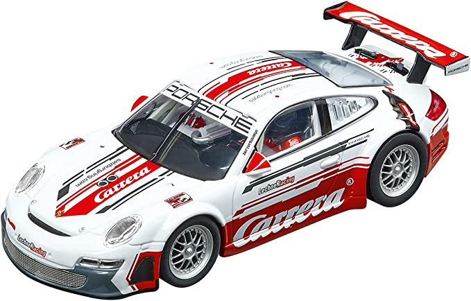 Amazon Com Porsche 911 Gt3 Rsr Lechner Racing Carrera Race Taxi Toys Games