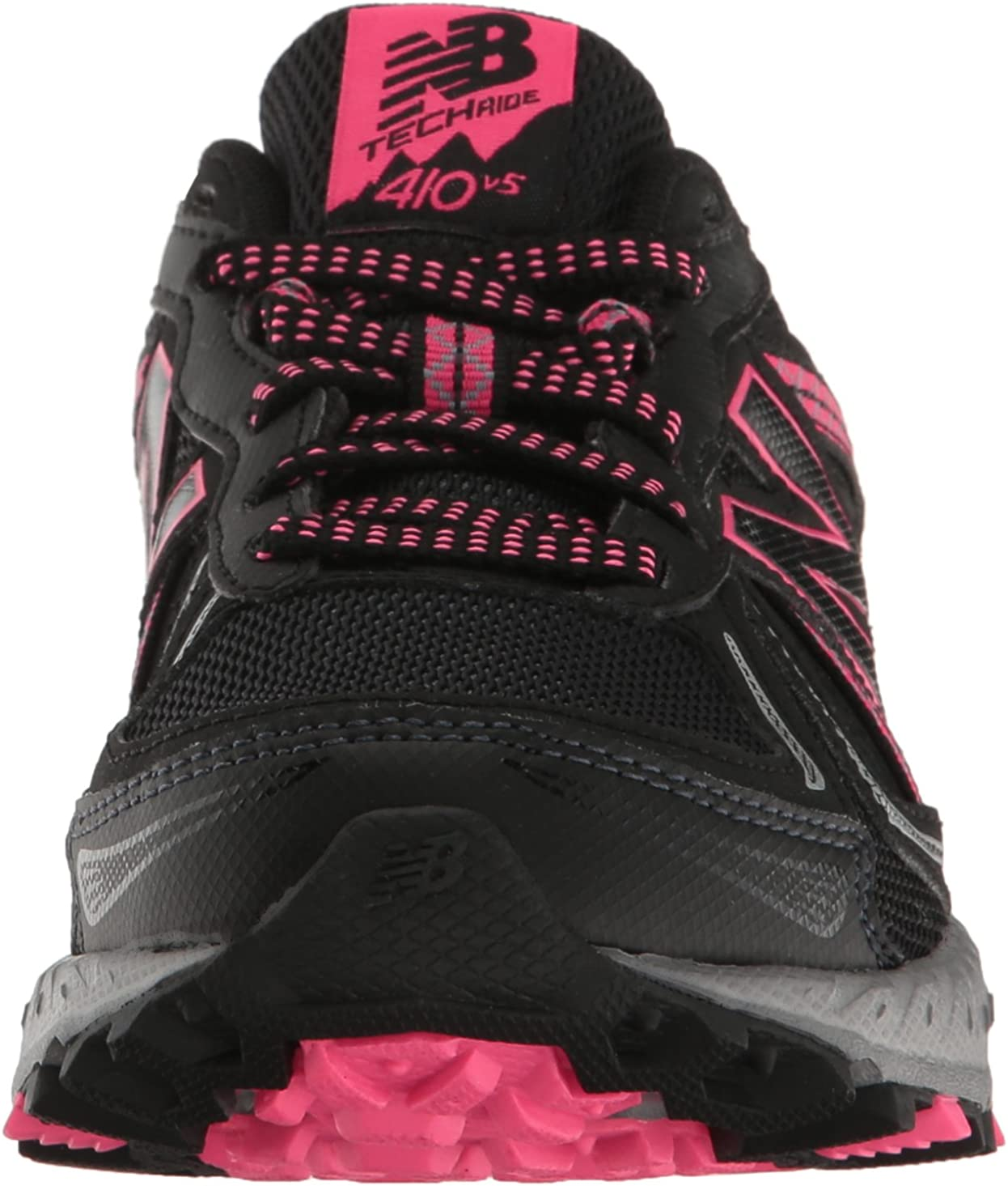 New Balance Women s WT410v5 Cushioning Trail Running Shoe