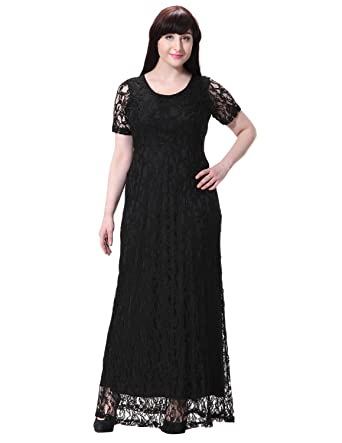 Plus Evening Gowns with Sleeves