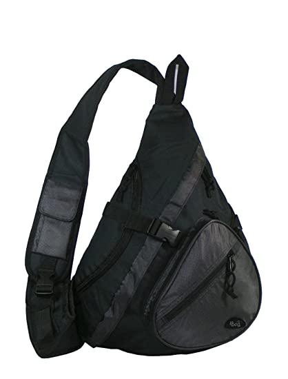 Image Unavailable. Image not available for. Color  20 quot  Sling Backpack  Single Strap School Travel Sports Shoulder Bag ... bbbee8e298046