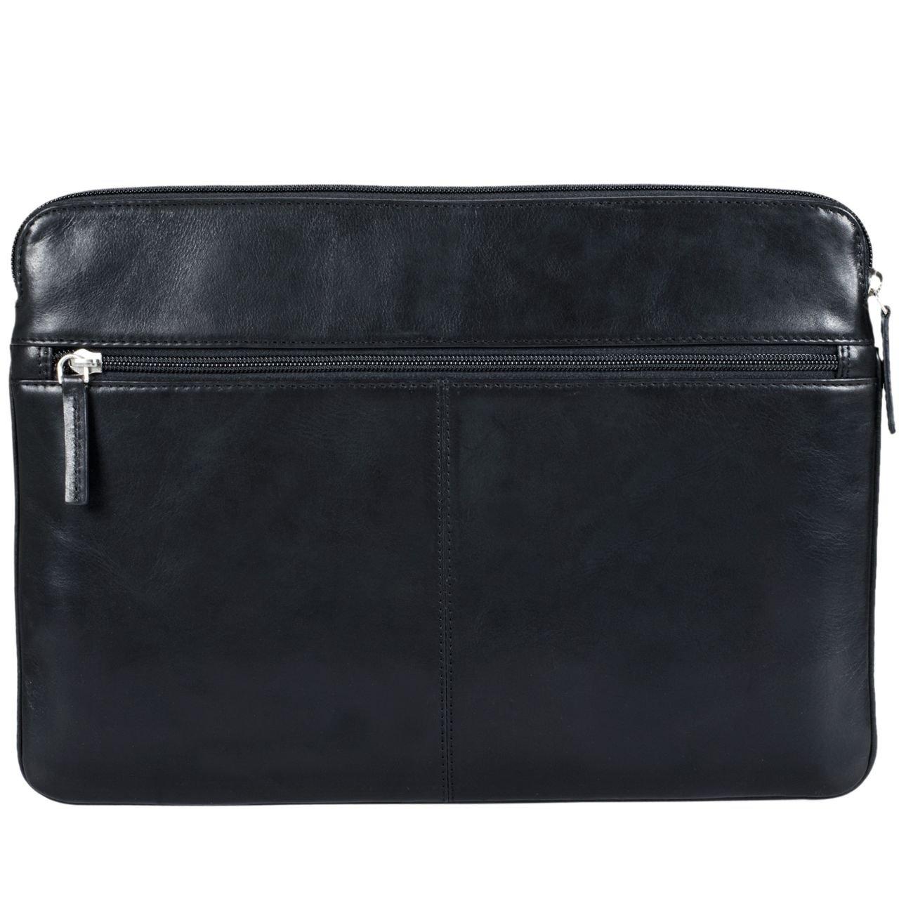 marrone scuro STILORD Robb Custodia sleeve in pelle per pc 13 pollici Laptop portatile Macbook 13,3 Microsoft Surfsace Pro 3//4 Custodia protettiva porta tablet Colore:mocca