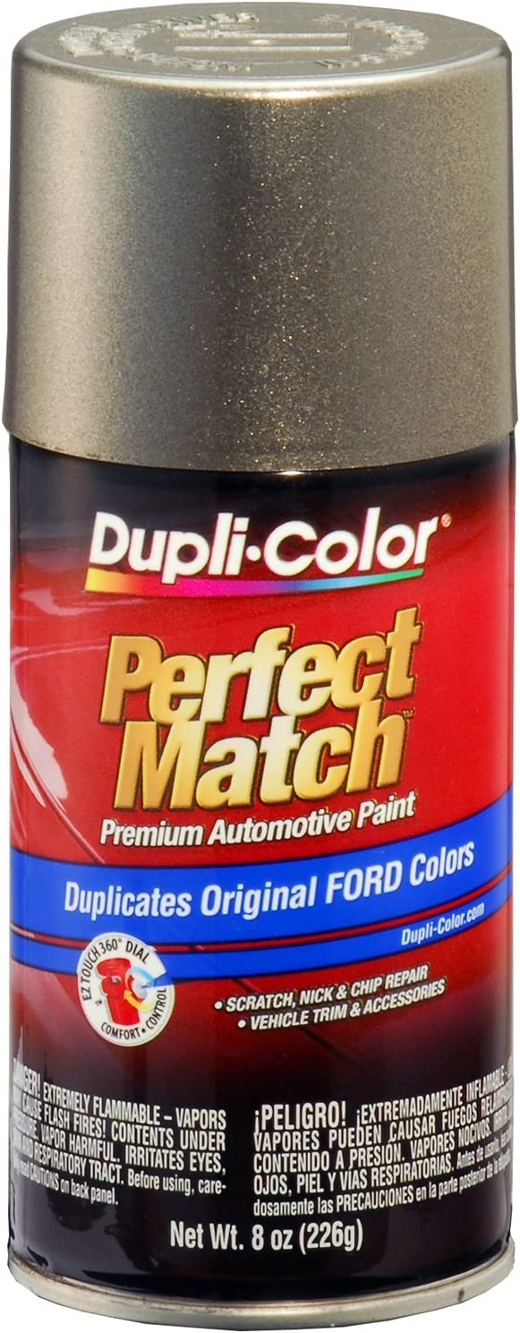 Dupli-Color EBFM03527 Mineral Gray Metallic Ford Exact-Match Automotive Paint - 8 oz. Aerosol