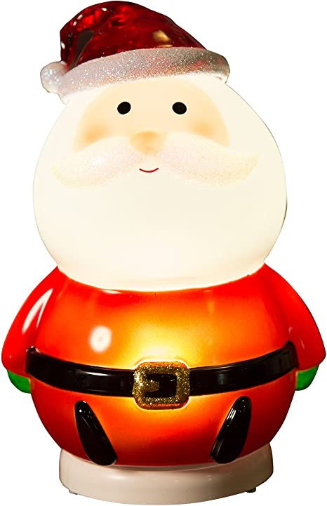 Morjava Dc 17xms009 Father Christmas Santa Claus Night Light Xmas Gift Amazon Com