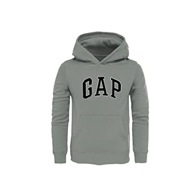 GAP Boys' Pullover Hoodies Arch Logo