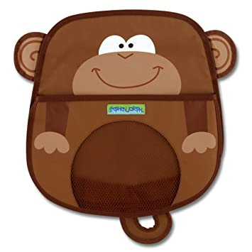 Amazon.com : Stephen Joseph Bath Toy Caddy, Monkey : Bathtub Toy ...