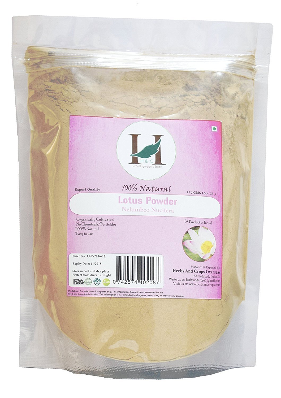 Amazon 100 Natural Pure Lotus Powder Excellent Natural