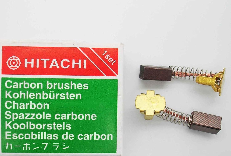 2 pair Carbon Brushes For HITACHI 999054 12V 14V 18V battery tool G18DL WR9DM