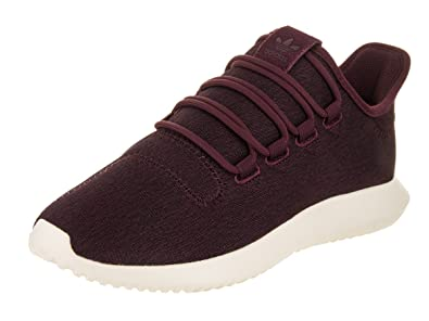 Adidas Women's Tubular Shadow Originals Maroon/Maroon/Owhite Running Shoe 8  Women US