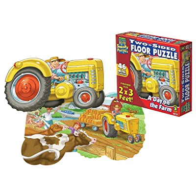 Sneaky Puzzles - A Day on the Farm: Toys & Games