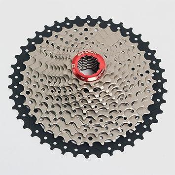 1 pcs MTB bicicleta de montaña bicicleta partes piñones Cassette ...