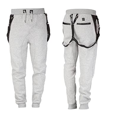 CABANELI Pantalon Jogging Sarouel Homme (M)  Amazon.fr  Vêtements et ... ece2df88830