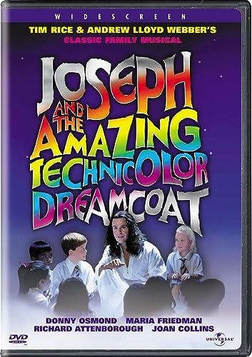 Amazon Joseph and the Amazing Technicolor Dreamcoat