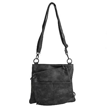 1289b8d7c3fc3e schicke 2 in 1 Handtasche von Jennifer Jones - Umhängetasche, Damen-Tasche,  Shopper