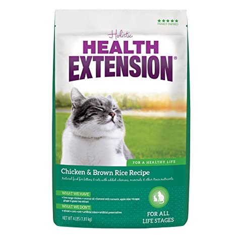 Amazon Com Health Extension Feline For Kittensand Cats Chicken And