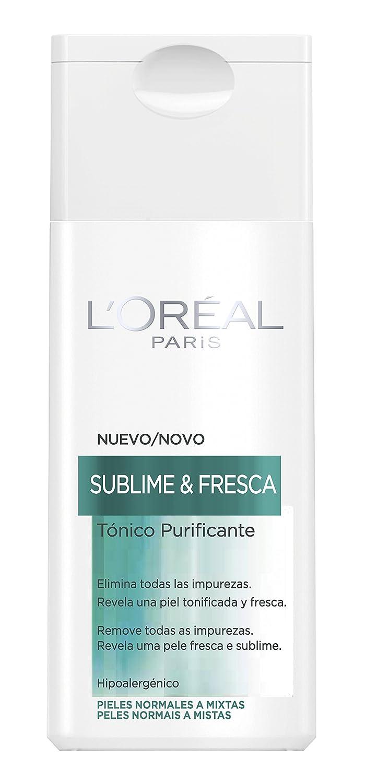 L'Oreal Paris Loción/Tónico Sublime Fresca - 200 ml L' Oréal 8411300651007
