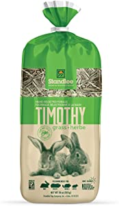 Standlee Hay Company Premium Timothy Grass Hand-Selected Forage