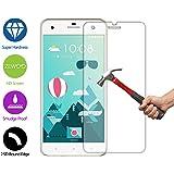 Para HTC Desire 10 pro Dual SIM (5,5 pulgadas) Protector de Pantalla ZeWoo® Cristal Vidrio Templado Premium (9H *2.5D, 0,33mm)