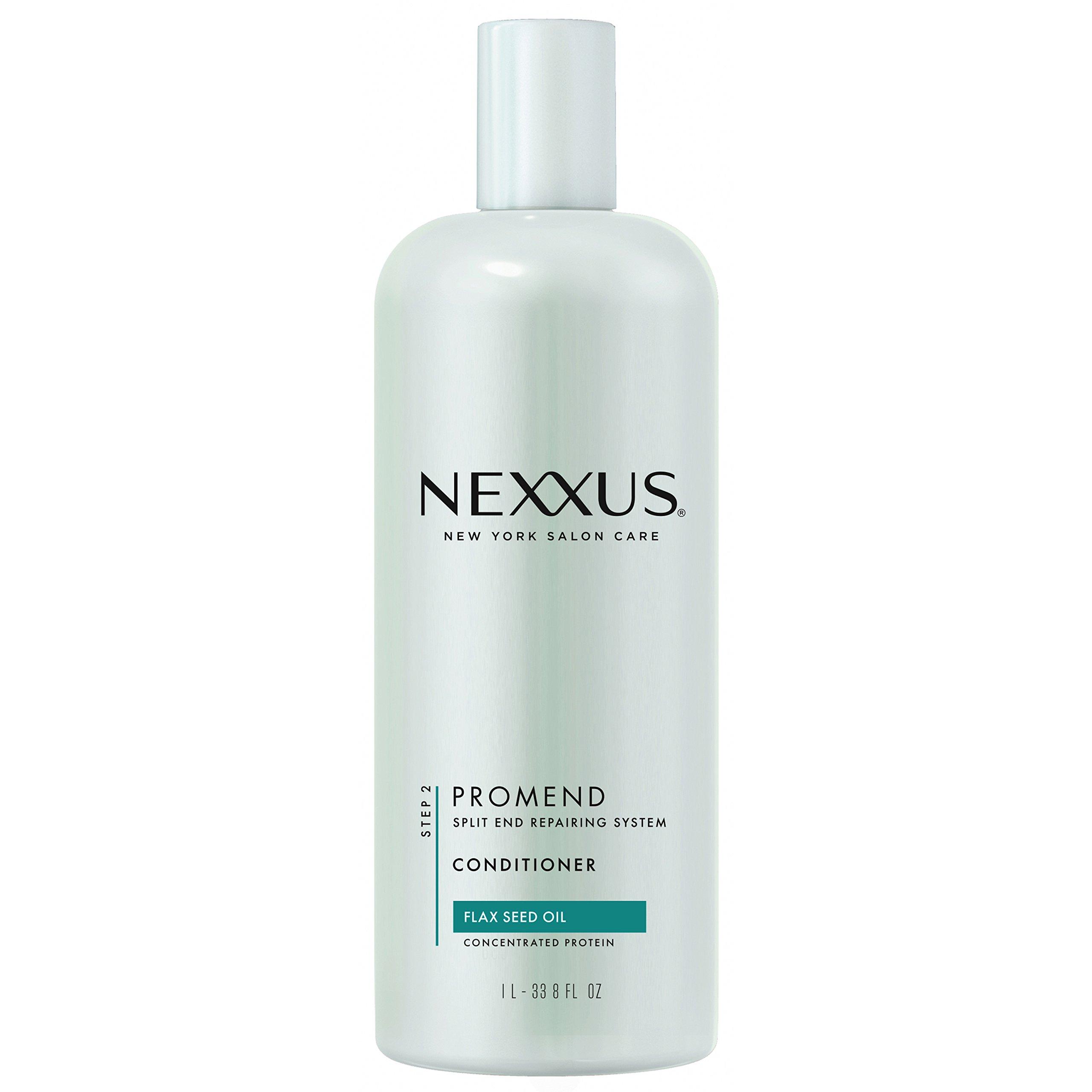 Nexxus Promend Conditioner, for Hair Prone to Split Ends 33.8 oz