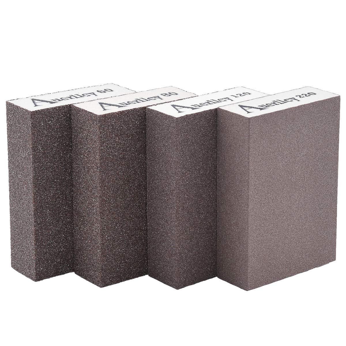 Sanding Sponge,Coarse/Medium/Fine/Superfine 4 Different Specifications Sanding Blocks Assortment,Washable and Reusable.