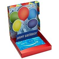 Amazon.de Geschenkkarte in Geschenkbox (Geburtstagsüberraschung) - mit kostenloser Lieferung per Post