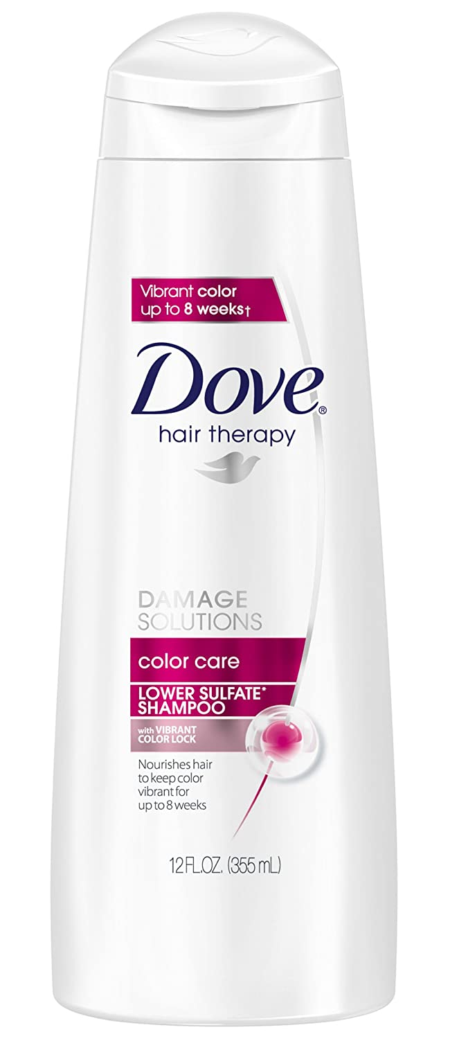 Amazon Dove Hair Shampoo Color Repair 12 Ounce Pack Of 6