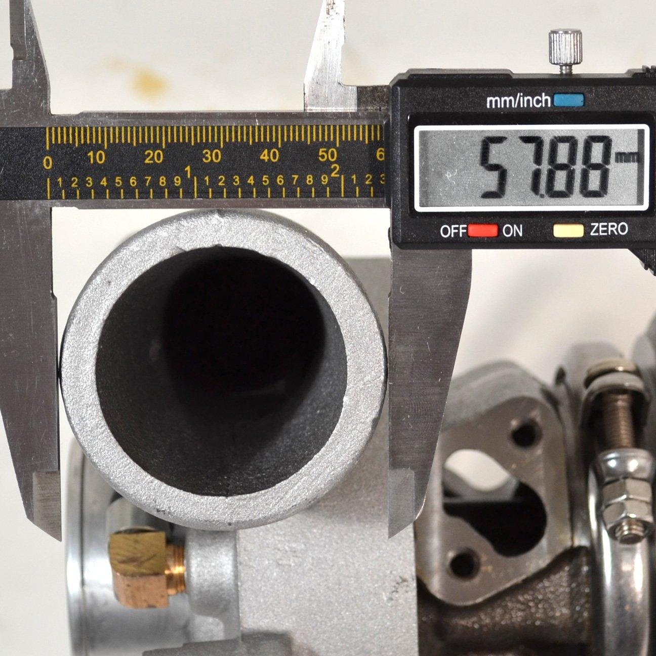 Para Toyota Land Cruiser Hilux 2-lt 2,4 litros Diesel perno en el Cargador de Turbo Turbina CT20 Reemplazo: Amazon.es: Coche y moto