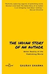 The Indian Story of an Author Kindle Edition