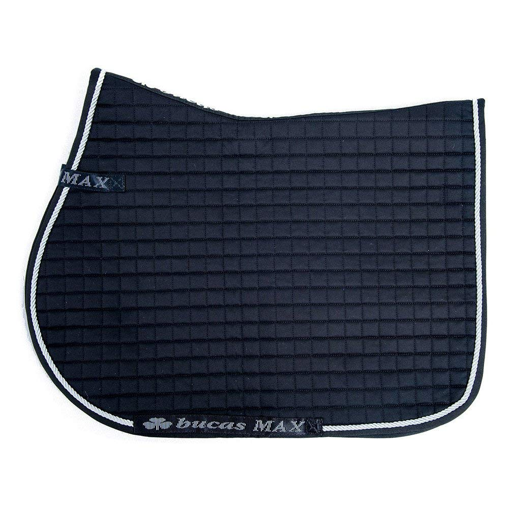 Bucas Max Jumping Saddle Pad One Size Black
