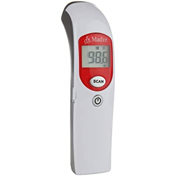 Dr. Madre Digital Infrared Forehead Baby Thermometer