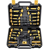 Magnetic Screwdriver Set 57 PCS Includes Slotted/Phillips/Torx Mini Precision Screwdriver,… photo