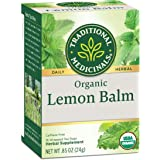 Traditional Medicinals Tea Lemon Balm Org ( 2 Pack)