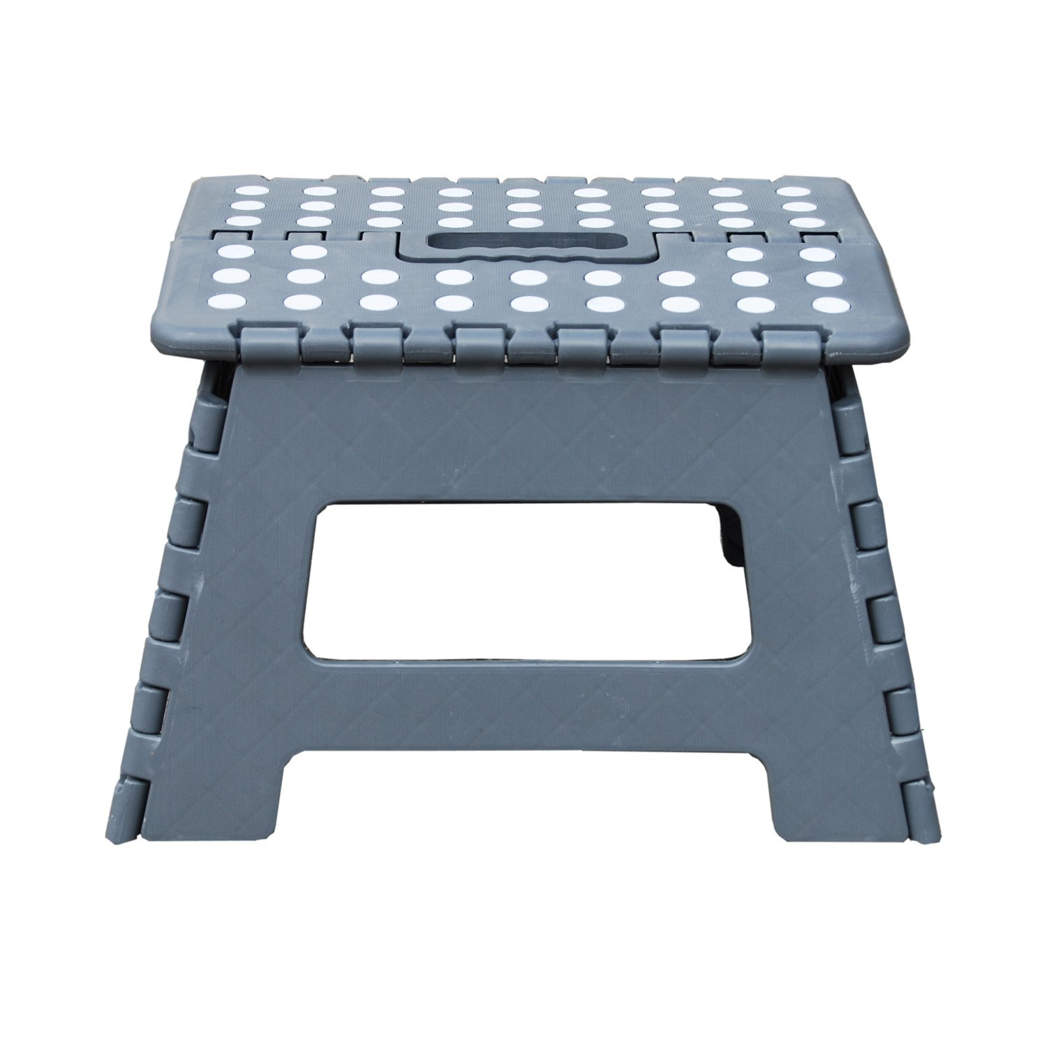 Folding Step Stool with handle 12