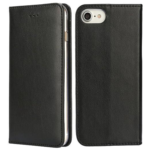 55 opinioni per IPHOX iPhone 7 Custodia Litchi Skin Pu Portafoglio Protettiva in pelle per
