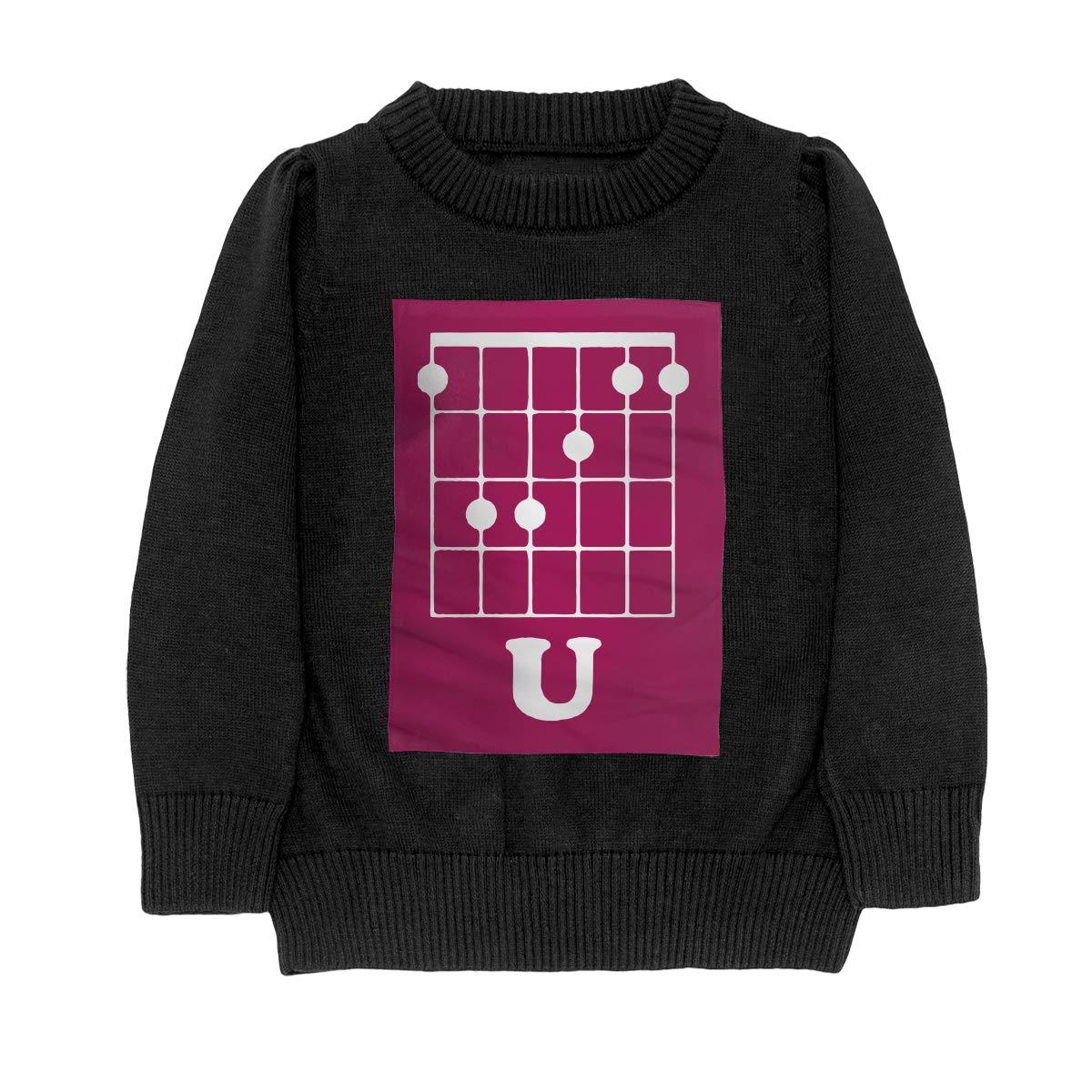 WWTBBJ-B Guitar F Chord Flat Bill Snapback Fashion Teenager Boys /& Girls Unisex Sweater Keep Warm