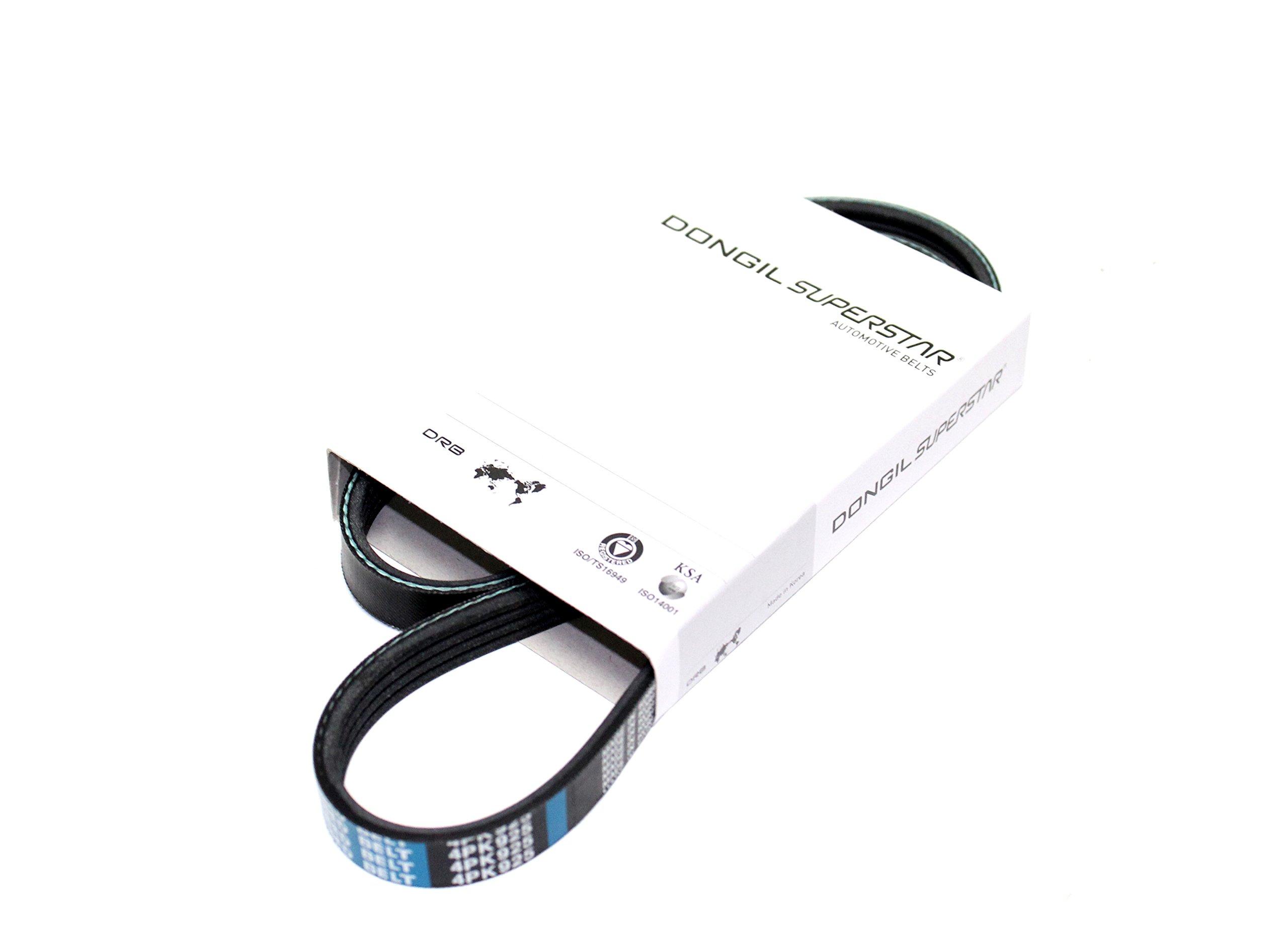 Compresor Belt for TRAIL BLAZER / GRAND VITARA / SPORTAGE Part: 57170-37310 5717037310 4PK925