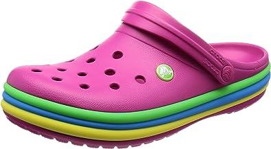 Crocs Crocband Rainbow Band Clog
