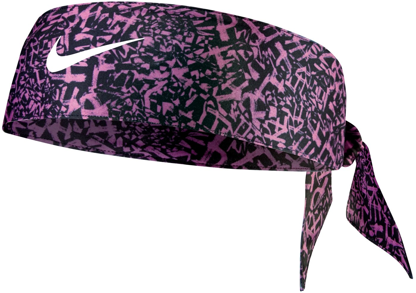 Galleon - Nike Printed Dri-Fit Head Tie 2.0 8b5ba1c4cf6