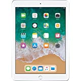 Apple iPad (9.7 inch Multi-Touch) Tablet PC 128GB A9 Chip WiFi Bluetooth Camera Retina Display iOS 10 Touch-ID (Space Grey)
