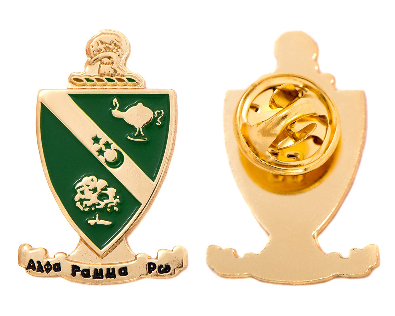 Desert Cactus Alpha Gamma Rho Fraternity Crest Lapel Pin Enamel Greek Formal Wear Blazer Jacket agr