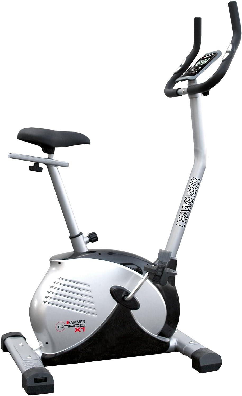 Hammer Bicicleta Estática Cardio X1: Amazon.es: Deportes y aire libre