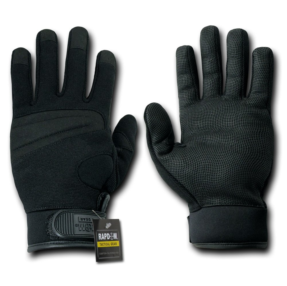 RAPDOM Tactical Digital Leather Gloves